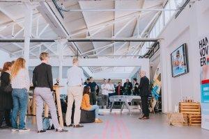 Eisenwerk 15/2 - Eventlocation und Coworking in Hannover - Event