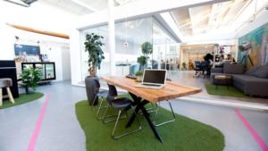 Eisenwerk 15/2 - Eventlocation und Coworking in Hannover - Coworking-Area
