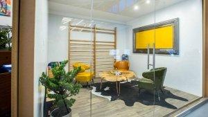 Eisenwerk 15/2 - Eventlocation und Coworking in Hannover - Meeting-Raum