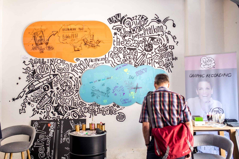 Eisenwerk 15/2 - Eventlocation und Tagungsraum in Hannover - Designboards